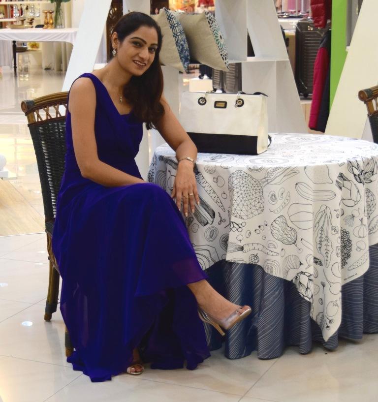 Zaina's Creator and Founder Anupama Singh